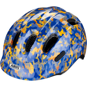 ABUS Smiley 2.0 Helmet Kids camou blue